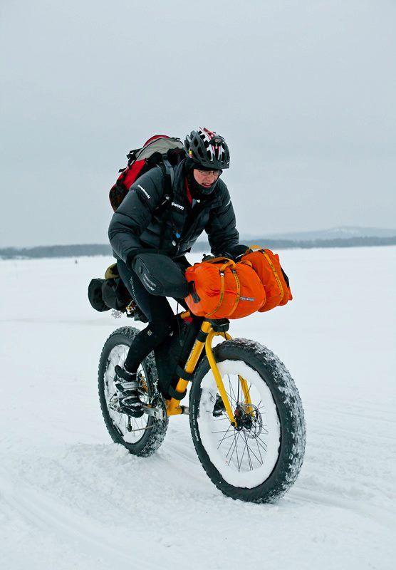 Elias Van Hoeydonck, el belga ganador de la Rovaniemi150