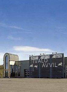 Crónica y datos de interés de nuestro viaje a Saariselkä: el aeropuerto de Ivalo