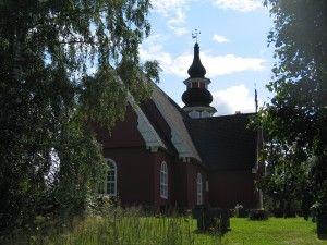 La iglesia de Kuorevesi