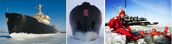 ¿Y disfrutar de un crucero en el rompehielos Sampo?