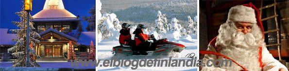 El safari más completo: renos, motos de nieve y visita a Santa Claus