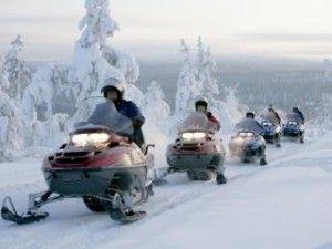 Cuatro días y muchas aventuras en el municipio de Inari
