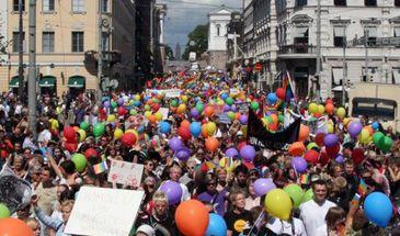 Helsinki Pride, junio de 2009