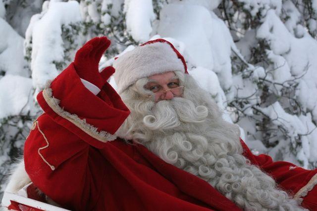 Papá Noel inaugurará la Navidad este sábado 28 de noviembre