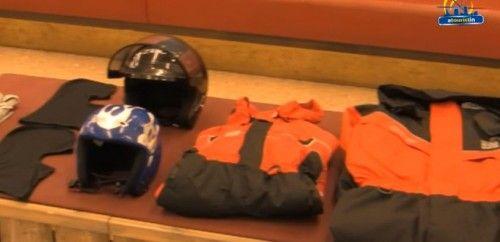 monos térmicos, manoplas, cascos, pasamontañas... todo lo que necesitas para no pasar frío