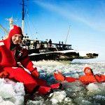 Crucero rompehielos Sampo por el Báltico, con posibilidad de baño en aguas heladas