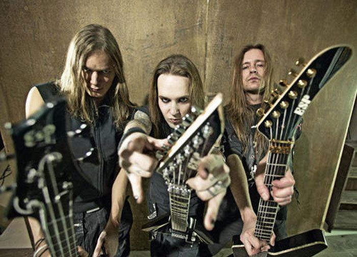 Vuelven Children of Bodom