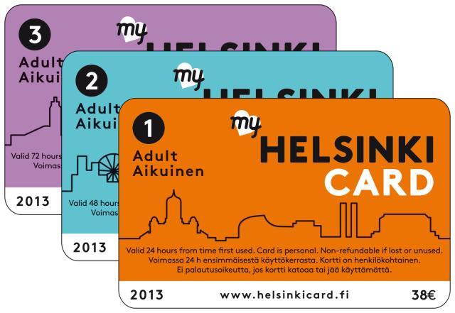 Ahorra en tus vsitas a la capital de Finlandia con la Helsinki Card
