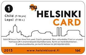 Helsinki card: museos, transporte y mucho más en la capital