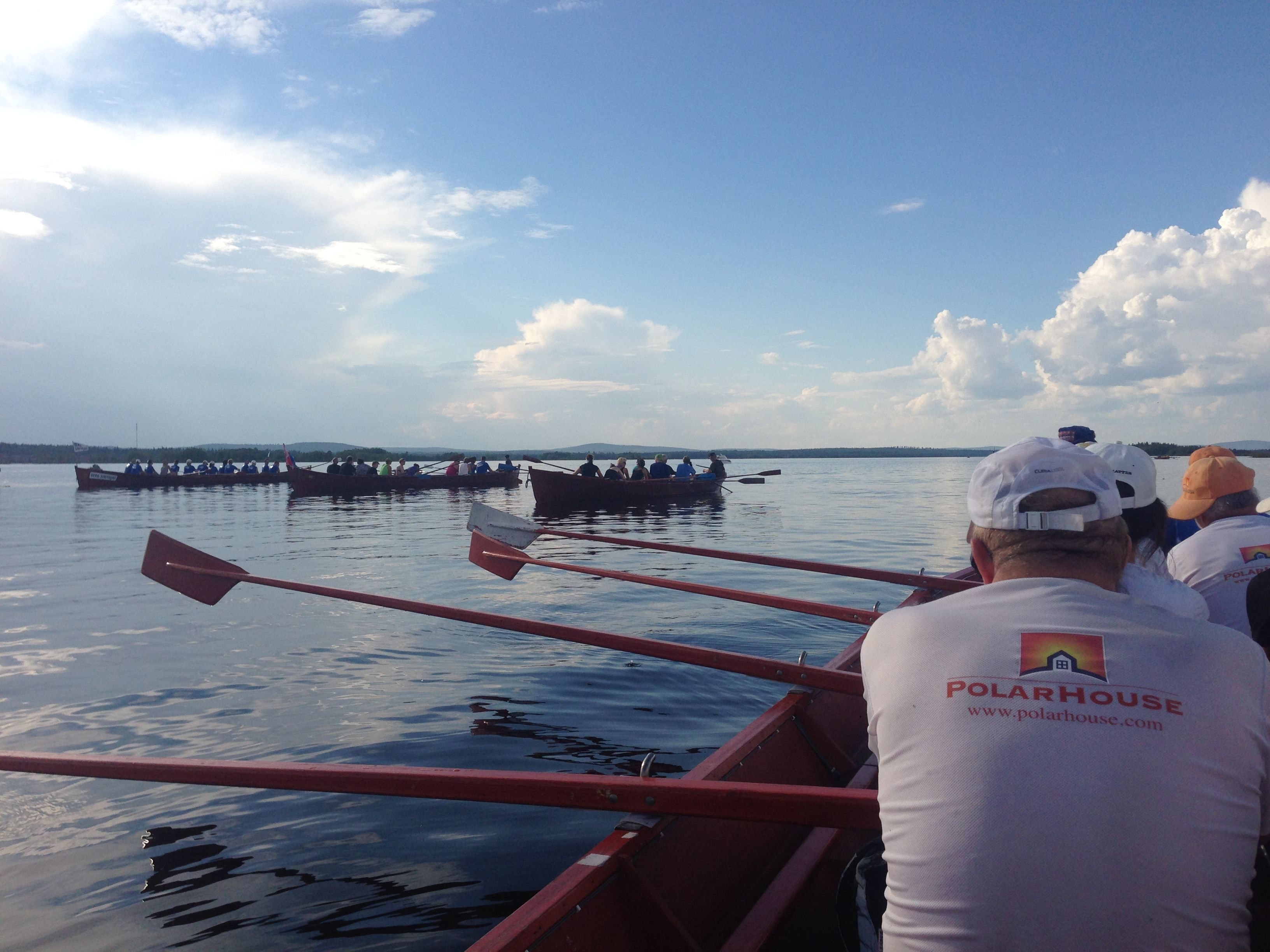 Remar en Laponia: Kemijoki Experience