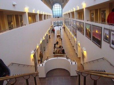 VISITA MUSEO ARKTIKUM