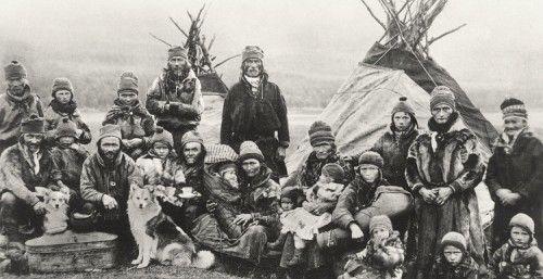 Sami-pueblo-Laavu-1900-1920