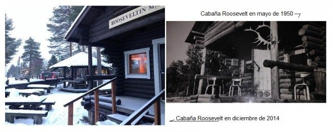 Cabaña Roosevelt. 1950-2014