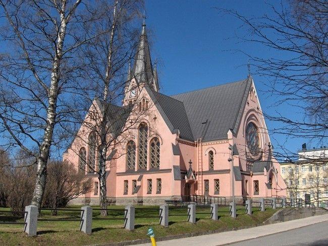 Iglesia de Kemi