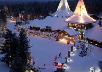 Oferta especial vuelo directo a Rovaniemi desde Oporto (Fin de Año)
