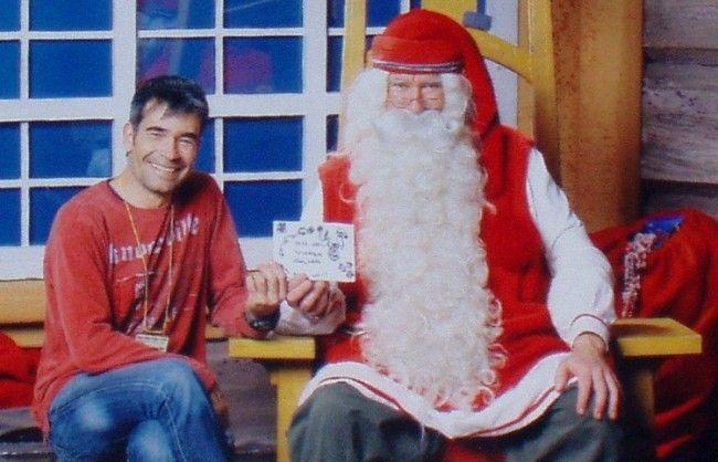 Oficina Papá Noel