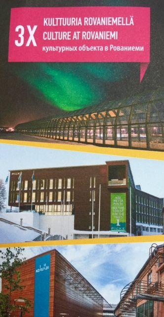 El blog de Finlandia te invita a conocer los tres museos más importantes de Rovanemi