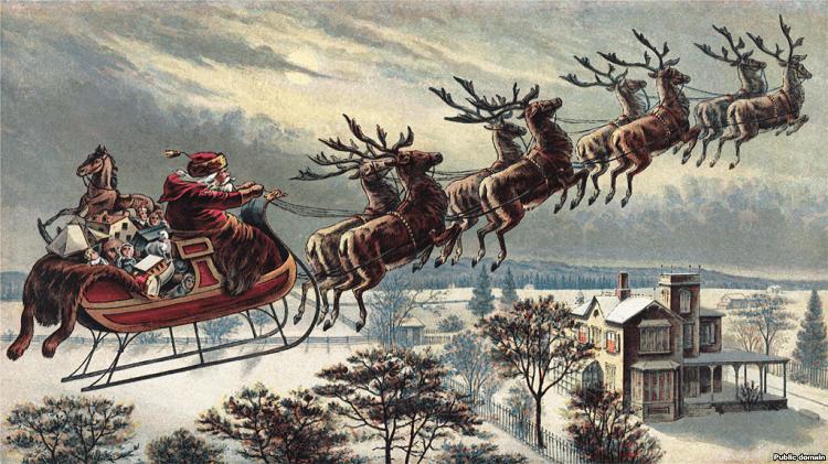 Tradiciones en torno a Papá Noel.