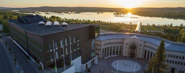 Pilke y museo Arktikum