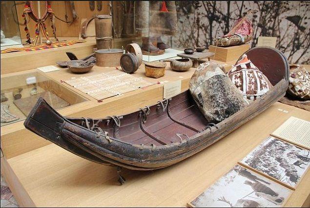 Trineo Sami-pulka