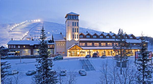 Ylläs esquí