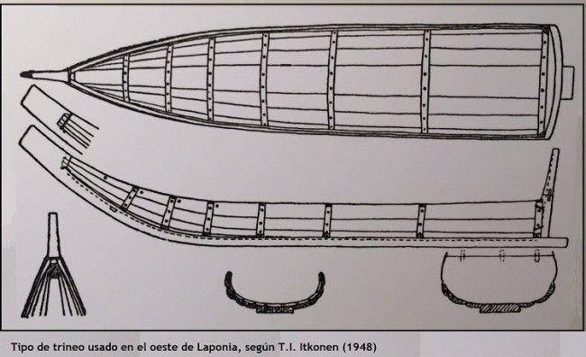 Trineo-Sámi