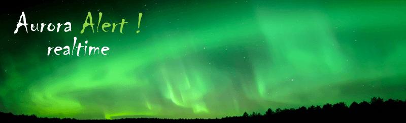 alertas de auroras boreales en laponia