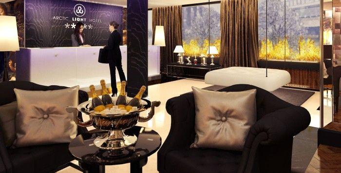 El Arctic Light hotel entre los mejores hoteles del mundo