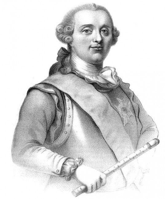 Augustin Ehrensvard