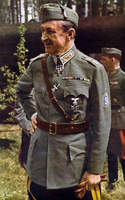 Barón Carl Gustaf Emil Mannerheim