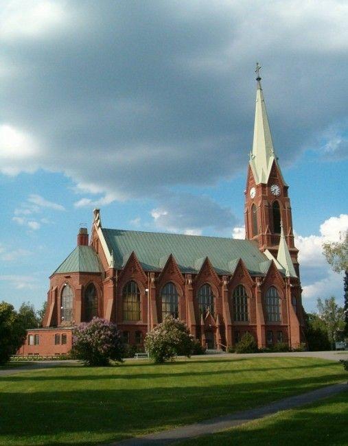 Catedral de Mikkeli