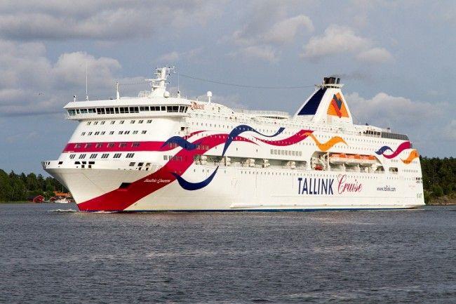 El buque Baltic Queen