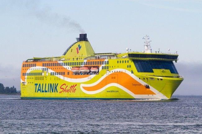 El buque Superstar