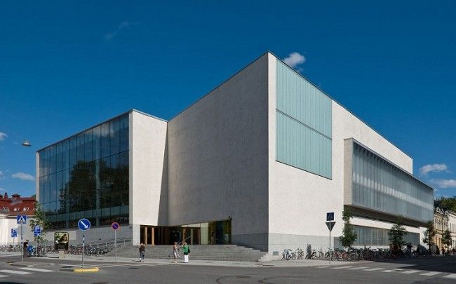 Biblioteca principal de Turku