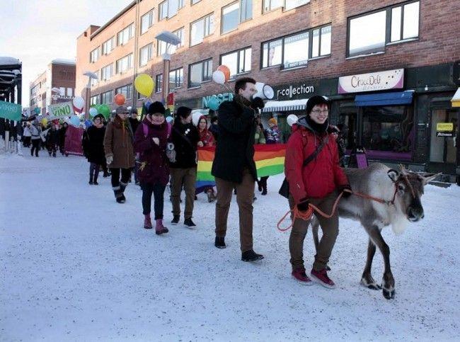 Arctic Pride en Rovaniemi