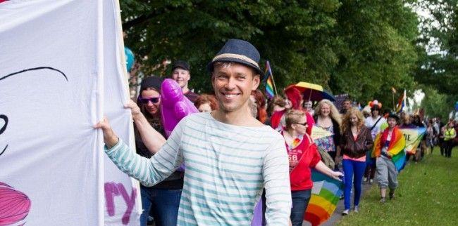 Pride Parade en Pori