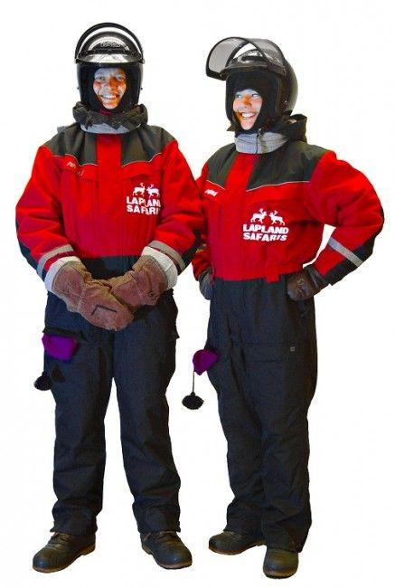 Equipo térmico y casco