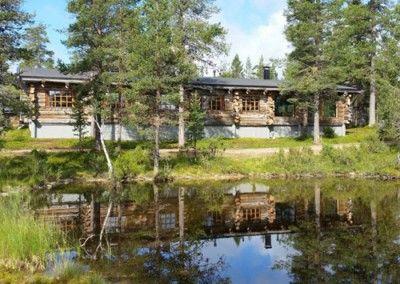 Lodge Jávri en Saariselkä