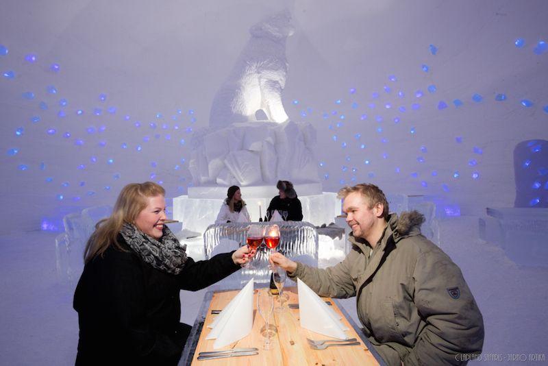 Aventuras de varios días en Laponia