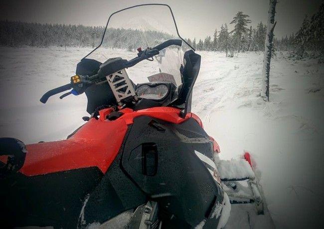 Empieza la temporada de actividades en Laponia (noviembre 2015)