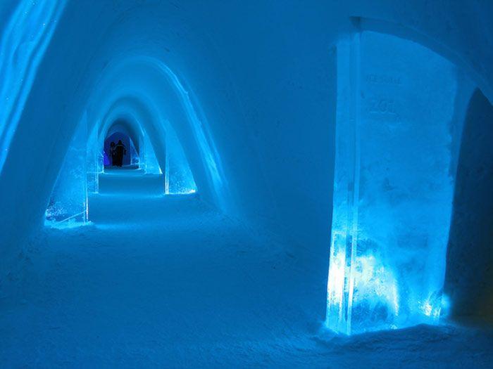 Hotel de hielo SnowVillage