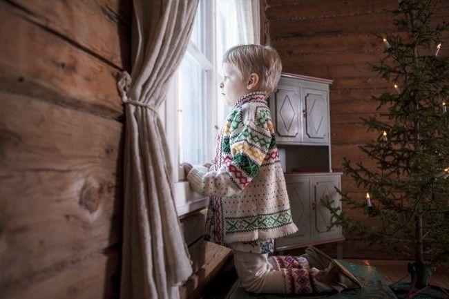 Esperando a Papá Noel