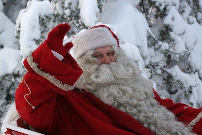 Papá Noel el principal personaje de la moderna Navidad