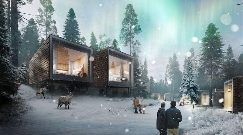 Arctic TreeHouse Hotel en Rovaniemi