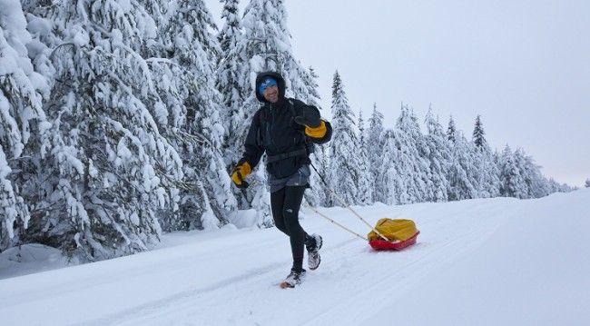 Rovaniemi150: una carrera en el Ártico.