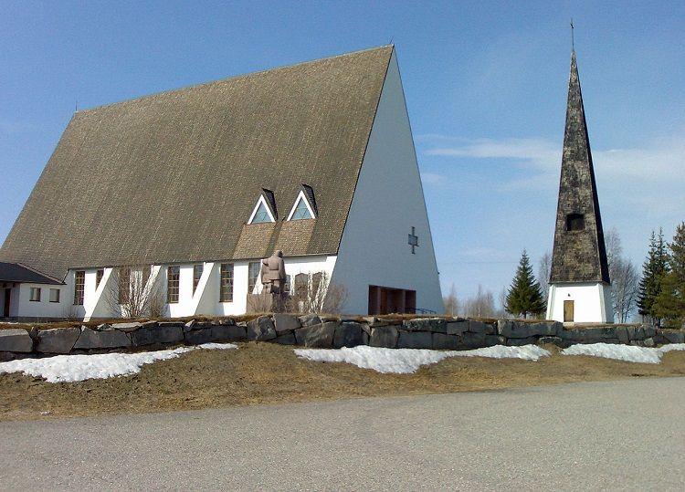 Iglesia de Salla