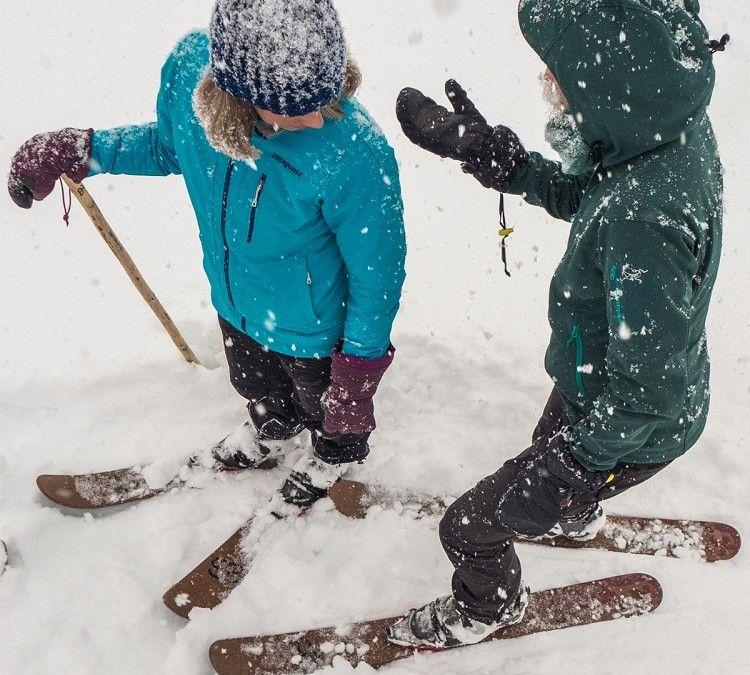 Excursiones con esquís Altai