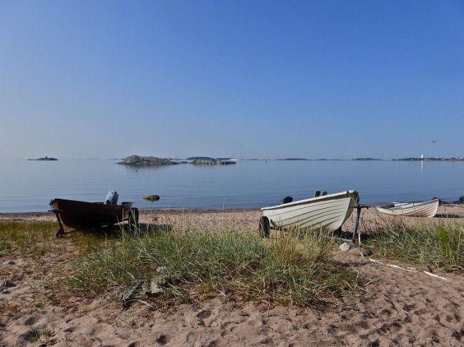 Un rincón de alguna de las islas del Archipiélago