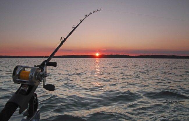 Buenos momentos para los aficionados a la pesca