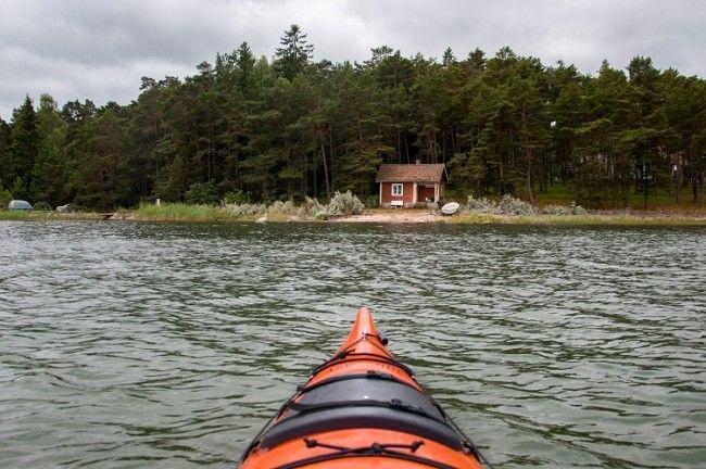 Excursiones en Kayak. Tantas como la imaginación nos limite
